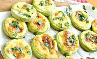 кабачки в духовке под сыром